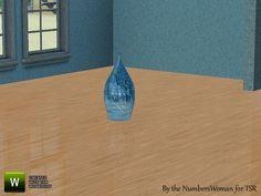 TheNumbersWoman's Tropical Whicker Bedroom Vase