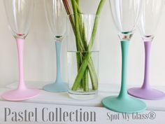 #Prosecco #Wine #MothersDay #Eastsussex #Handpaintedwineglasses #Eastergifts #TunbridgeWells #localshop #etsy #FB SpotMyGlass