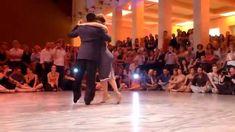 Carlitos Espinoza & Noelia Hurtado dancing to Saca Chispas by De Caro
