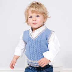 1000+ images about Knitted vest on Pinterest Vests, I love mom and Knitted ...