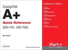CompTIA A+ Quick Reference (220-701, 220-702): 9780789742889: Computer Science Books @ Amazon.com