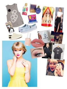 """Taylor Swift "" by xxhanhxx ❤ liked on Polyvore featuring Keds, Elizabeth Arden, Casetify, 525 America, Lime Crime and Essie"
