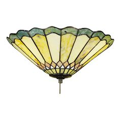 41 Best Stained Glass Ceiling Fan Images In 2014 Glass