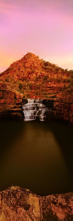 The cooling waters of Bell Gorge at dusk. Western Australia, Australia Travel, Australia Destinations, Australia 2017, Tasmania, Snorkeling, Places To Travel, Places To See, Landscape Photography