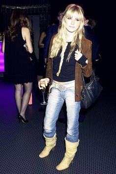 #TBT: How to Get Sienna Miller's Western-Inspired Look via @WhoWhatWear