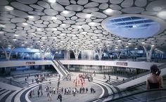 Kaohsiung Train Station, Kaohsiung City, 2024 - Mecanoo