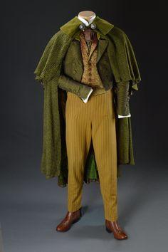 "Brad Pitt - ""Interview With The Vampire"" (1994) - Costume designer : Sandy Powell"
