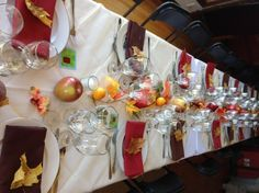 Our Friendsgiving table!