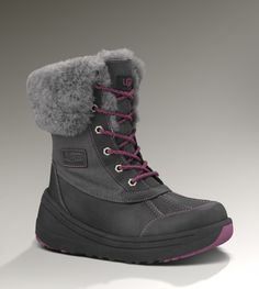 WANT!  UGG® Celiste for Women | Waterproof Winter Boots at UGGAustralia.com