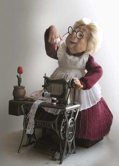 бабушка Куми
