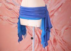 Cinto / lenço / cinturão de dança do ventre by CharlotteLissel