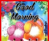 Good Morning, Have A Great Friday