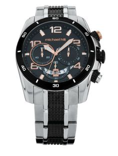 Men's Chronograph Watch available now in Michael Hill Jewellers for $549.