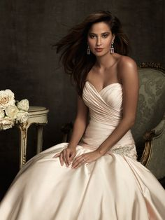 Allure Bridals Cute Wedding Dress Chic Dresses Sweetheart