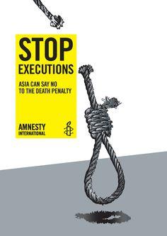 October 10th World Day Against the Death Penalty - Stop Death Penalty, Peine De Mort, Pena De Muerte, Pena Capital, DDHH, Human Rights, Civil Rights