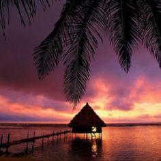 Belize-- so ready for January! @Alisha Sopota