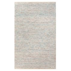 Multicolored rug crafted from wool and reclaimed art silk.      Product: RugConstruction Material: Wool, rec...   $46 for 2x3 for front door?