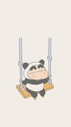 [짱구 배경화면] #8 : 네이버 블로그 Sinchan Wallpaper, Snoopy Wallpaper, Funny Iphone Wallpaper, Cute Anime Wallpaper, Galaxy Wallpaper, Panda Wallpapers, Cute Cartoon Wallpapers, Minions Funny Images, Minions Quotes