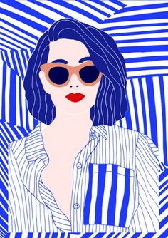40 Ideas for pop art design poster Illustration Design Graphique, People Illustration, Art Graphique, Portrait Illustration, Graphic Illustration, Graphic Art, Book Illustrations, Fashion Illustrations, Digital Illustration
