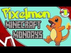 Pixelmon - Our Journey Has Begun! - Pt 1