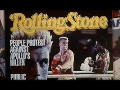 Rocky IV: The Musical (Sylvester Stallone) - YouTube
