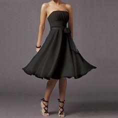 bridesmaid dress please.