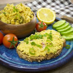 This Chickpea Tuna-Style Salad is the easiest and most tasty alternative to traditional tuna salad that I've eaten so far. It is not only packed with vitamins and proteins, but also super versatile. You can mash it on your morning toast, whip it into your salad or just eat it by the spoon! 🙂 I...Read More »