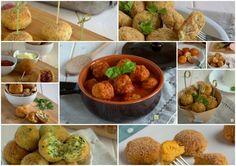 Piovono polpette è una raccolta delle migliori ricette di polpette per tutti i gusti: carne, pesce o verdure, fritte o al forno, tutte saporite e deliziose.