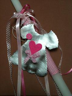 Sugarbaby Art: πασχαλινές λαμπάδες-part2
