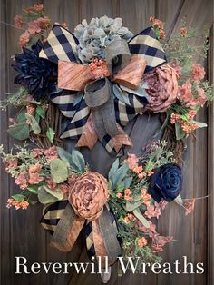Spring Wreaths, Easter Wreaths, Summer Wreath, Creative Box, Grapevine Wreath, Create Your Own, Centerpieces, Group, Floral