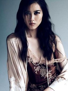 Liu Wen by Victor Demarchelier for Antidote Magazine Fall/Winter 2013-2014