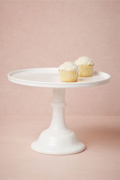 why are cake stands so expensive?? // Buttermilk Cake Stand at BHLDN