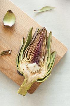 Artichoke - Artischocke Mehr Infos unter ckahr.com/blog #artichoke #violette