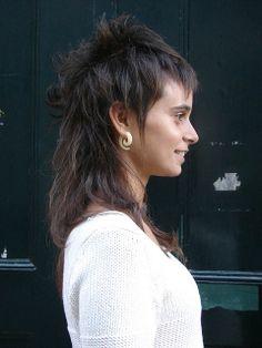 haircut long dark by wip-hairport, via Flickr