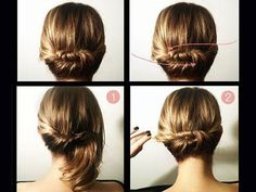Do-it-yourself hairstyles (26 photos)