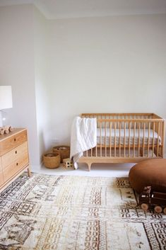 Top Home Design 99 Baby's Room Decoration Models Are Comfortable Boho Style For Your Baby's 78 White Nursery, Nursery Neutral, Nursery Room, Nursery Decor, Boho Nursery, Nursery Ideas, Apartment Nursery, Project Nursery, Dressing Room Design