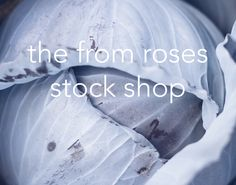 Say Hello To The From Roses Stock Shop