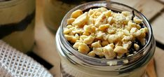Deser Snickers w słoiczku FIT - Just Be Fit Be Strong! Macaroni And Cheese, Ethnic Recipes, Fitness, Strong, Food, Mac And Cheese, Essen, Meals, Yemek