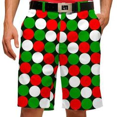 Stop'n'Go Mens Golfing Shorts by Loudmouth Golf.  Buy it @ ReadyGolf.com