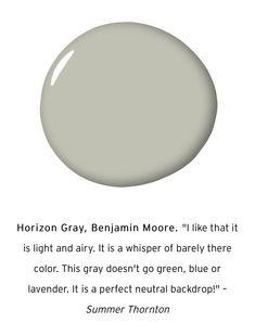 Ben Moore - Horizon Gray