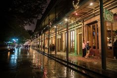 Rain, rain, go away! But you can relish the raindrops with these fun, rainy day activities in New Orleans.