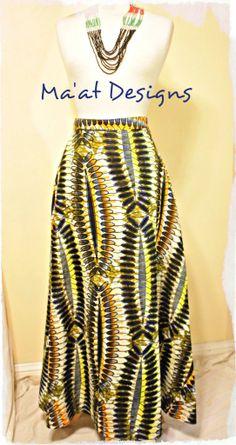 Urban Princess 100 Authentic Ankara Holland African by MaatDesigns