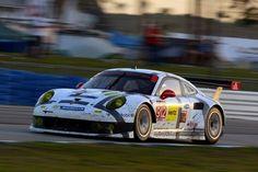 Porsche 911 RSR at Sebring