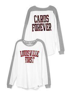 University of Louisville Varsity Crew PINK