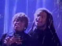 ROBERTA FLACK & MAXI PRIEST - SET THE NIGHT TO MUSIC (1991)