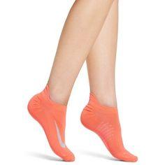 Women's Nike 'Elite' No-Show Running Socks Running Socks, Sport Socks, Under Armour, Nike Women, Shoe Bag, Collection, Shopping, Design, Fashion