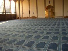 3/11166 installation for Regents Park Mosque.