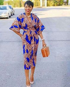 African Print Latest Styles Steal Fashionista Doopie - Women's style: Patterns of sustainability African Fashion Designers, Latest African Fashion Dresses, African Print Dresses, African Print Fashion, Africa Fashion, African Dress, Ankara Dress Styles, African Attire, African Wear