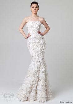 Rani Zakhem Spring 2014 Wedding Dresses | Wedding Inspirasi