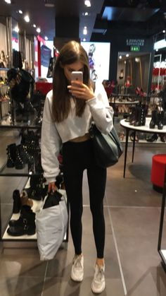 Best Picture For beginner fitness goals For Your Taste You are looking for something, and it is goin Sporty Outfits, Mode Outfits, Girl Outfits, Fashion Outfits, Skinny Inspiration, Fitness Inspiration Body, Corps Idéal, Skinny Girl Body, Very Skinny Girls